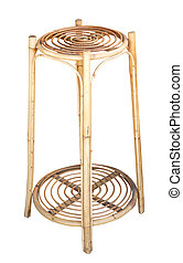 Tall Cane Table