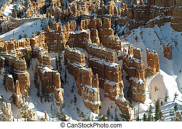 Bryce Canyon National Park, Utah, U.S.A