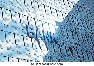 Building and sign bank