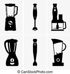 Blenders - Set of Blenders