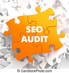 SEO Audit on Orange Puzzle. - SEO Audit on Orange Puzzle on...