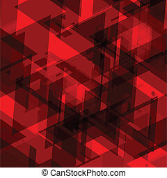 Abstract triangle texture, vector