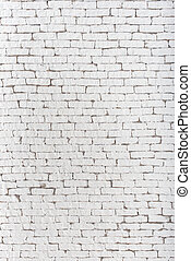high resolution white brick wall and floor textured...