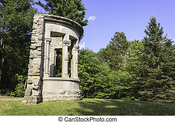 Ruins of Gatineau Park