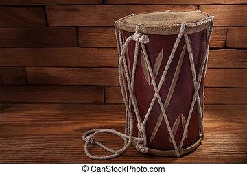 tambor, tablas, Percusión, de madera, Instrumento,  conga