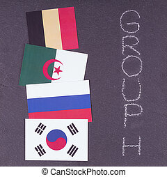 Flags group