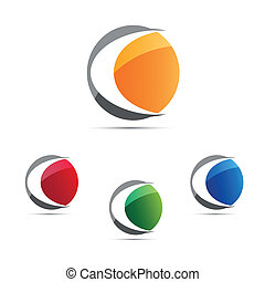 business icons design