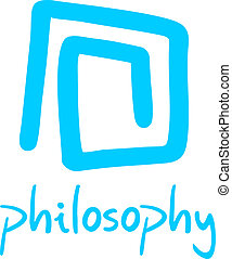 Philosophy icon - Creative design of philosophy icon