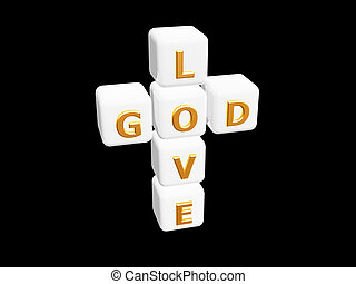 god love cross