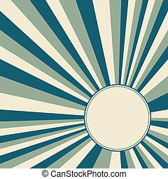 blue striped background - vector illustration eps 8