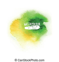 Watercolour Painting Vector - Watercolour painting vector...