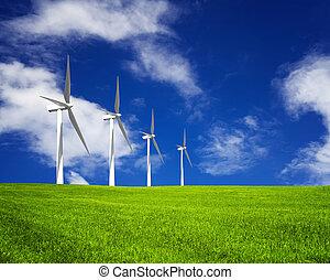 vento, turbina