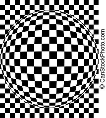 checkerboard pattern 07
