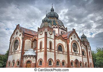 Serbia - Subotica - Subotica, Serbia - city in the region of...
