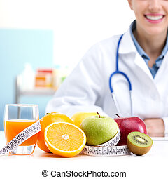 Nutritionist Doctor - Healthcare professional promoting...