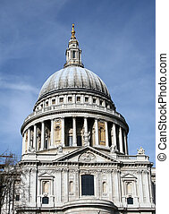 St Paul cathedral London, UK