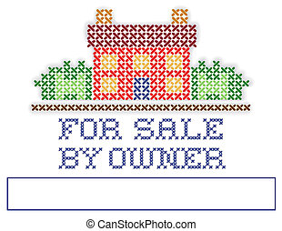 Real Estate For Sale by Owner Sign - For Sale by Owner real...