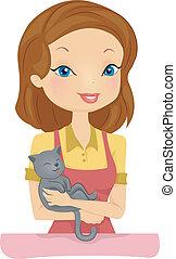 Pet Shop Cat