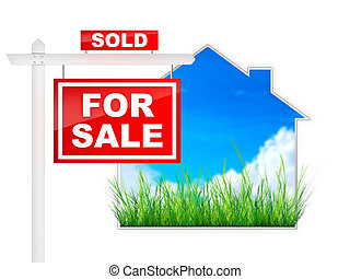 For Sale - Real Estate Tablet – For sale 2D artwork...