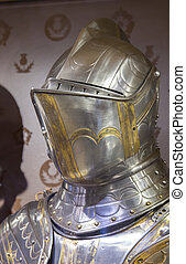 Armour - An old suit of armour