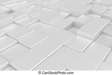 Abstract carpeting urban background