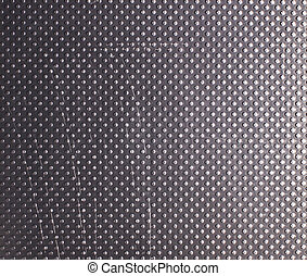 perforated iron