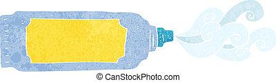 cartoon lotion