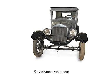 Oldtimer Automobile - A vintage antique oldtimer automobile...