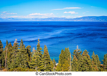 Magnificent Lake - Magnificent South Lake Tahoe during the...