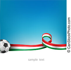italian and mexican flag