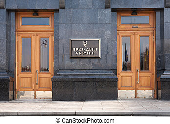 Office building of the President of Ukraine in Kyiv -...