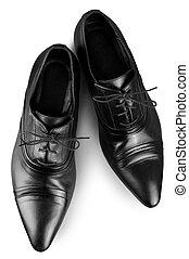 Black mans shoes_2 - Black mans shoes
