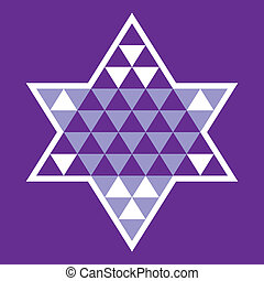 Star of David  - star of david illustration clip-art eps
