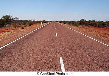 Endless in Australia.