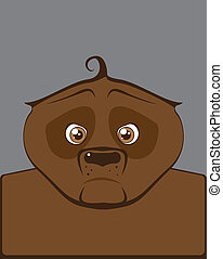 Bear Confused