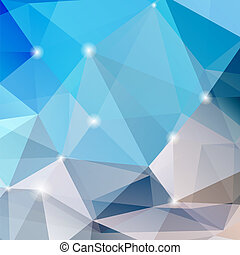 Abstract colored glass background