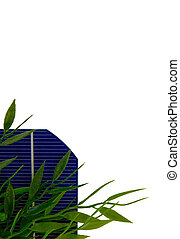 Solarcell Background
