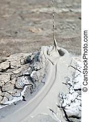 Macalube. Mud Volcanoes in Sicily - Mud Volcanoes in Sicily....