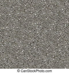 Concrete Surface with Shellsb- Seamless Texture - Old...