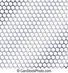 Perforation - Seamless wallpaper Perforation closeup with...