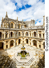 Convents of Christ Tomar, Lisbon Portugal - Knights of the...