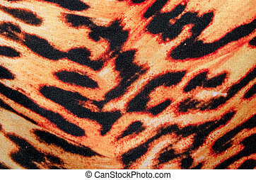tiger cotton - Modern stylish texture The tiger cotton...