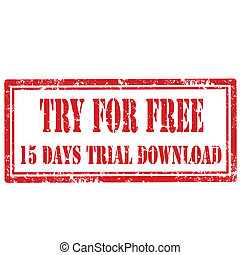 Try For Free-stamp
