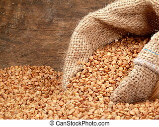 Grain in the bag