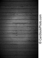 Dark Wood Background