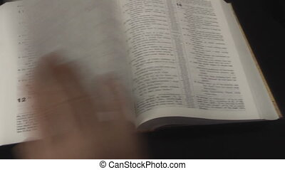 Bible,camera movement,