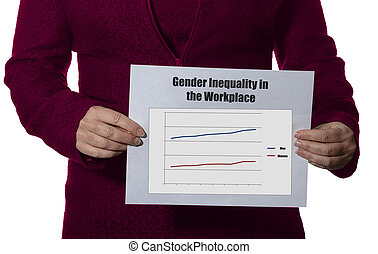 gender inequality in the workplace - gender inequality in...
