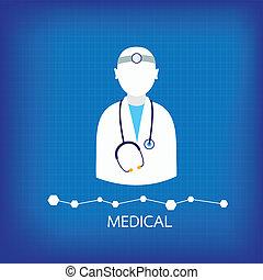 icons medical backgrund