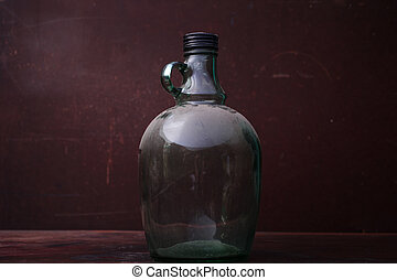 Old antique bottles