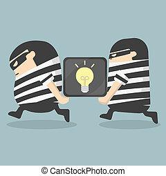 Idea Stealing